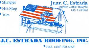 J.C. ESTRADA ROOFING, INC.